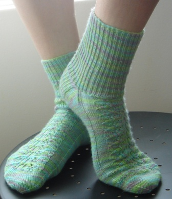Leaves_of_grass_anklet_socks