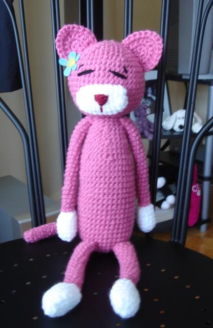 Häkeln Sie Amineko Katze Häkeln Sie Katze Amigurumi Häkeln | Etsy | 640x416